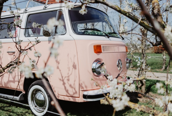 Coming Soon: Volkswagencamper Mr. Peach